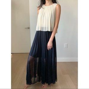 ASOS Pleated Maxi Dress